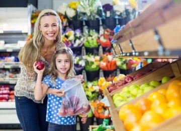 חשיבות הריח בסופרמרקטים